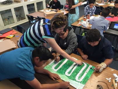 Game Design Summer Camp 2015